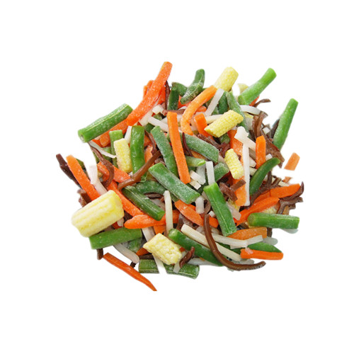 FORZEN CHINESE MIX VEGETABLES