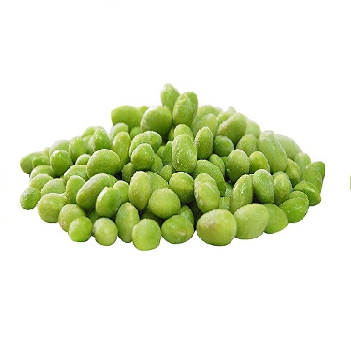 FROZEN PEELED SOY BEANS