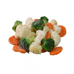 FROZEN CALIFORINA MIX VEGETABLES